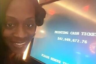 Trebuia sa castige cel mai mare premiu dintr-un cazino din SUA, insa a fost refuzata. Ce a primit in loc de 43 de milioane