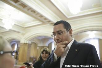 Ponta: Sesiunea Parlamentului, o mascaradă; Guvernul Dăncilă rezolvă problemele lui Dragnea prin OUG