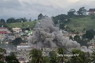 Crestinii din orasul filipinez Marawi se deghizeaza in musulmani pentru a scapa de asediul ISIS.