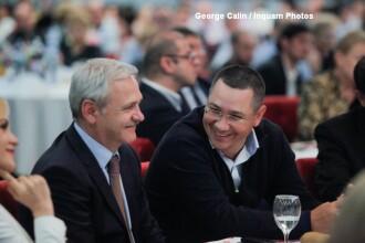 """Ponta, despre discuția Timmermans - Dragnea: """"I-au stârnit un zâmbet pe sub mustață"""""""