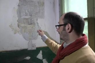 Descoperirea extraordinara facuta in peretii unui castel din Romania