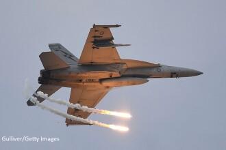 Coalitia condusa de SUA a doborat un avion sirian. Regimul de la Damasc ameninta ca vor exista consecinte