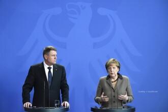Jerusalem Post: Merkel i-a cerut lui Iohannis să nu mute ambasada României la Ierusalim