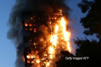Pompierii ar fi gasit 42 de victime in aceeasi camera, in urma incendiului la Grenfell Tower. Numarul, neconfirmat oficial