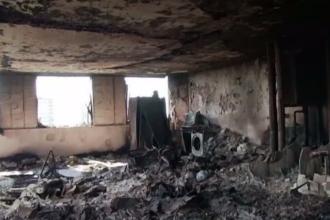 Pompierii chemati sa stinga incendiul de la Grenfell Tower, socati la vederea dezastrului: