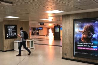 Alerta in Belgia. Militarii au impuscat o persoana ce purta o centura cu explozibil in Gara Centrala din Bruxelles