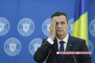 Sorin Grindeanu, dupa motiunea de cenzura.
