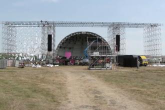 Festivalul Afterhills, pe ultima suta de metri cu pregatirile. Bob Sinclair, printre artisti care vor urca pe scena din Iasi