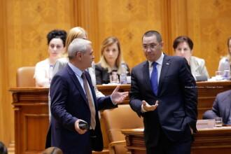 Ce condiție pune Victor Ponta ca să voteze moțiunea de cenzură