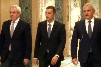 Motiunea de cenzura, adoptata. Guvernul lui Sorin Grindeanu A FOST DEMIS de propriul partid, care l-a sustinut la investire