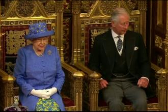 Regina Elisabeta a II-a, la al 64-lea discurs in Parlament. Prioritatile stabilite pentru urmatorii 2 ani
