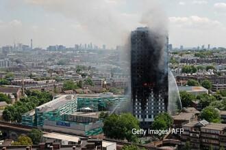 Bilantul definitiv al incendiului de la Grenfell Tower nu va fi cunoscut anul acesta. 80 de oameni ar fi murit