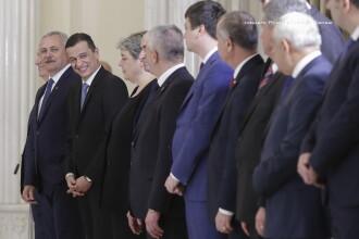 21 de ministri din cabinetul Grindeanu si-au retras demisiile, folosind acelasi text. Au copiat unul de la altul si greselile