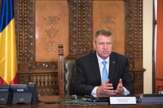 Klaus Iohannis participă joi și vineri la reuniunea Consiliului European de la Bruxelles