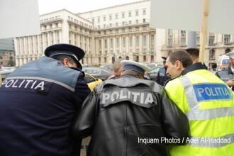 Situatie rara in Craiova. Un agent de la Politia Locala a fost oprit in trafic de un echipaj de la Politia Rutiera
