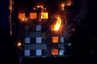 Tragedia de la turnul Grenfell din Londra s-ar putea repeta. Incendiul ar fi izbucnit de la o combina frigorifica defecta