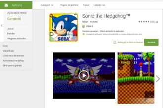 iLikeIT. Jocuri celebre din anii '90, relansate pentru telefoanele mobile: Sonic, Kid Chameleon si Phantasy Star 2
