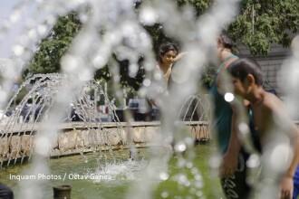 Avertizare de canicula in sudul si sud-vestul Romaniei. Temperaturile vor atinge 36 de grade Celsius