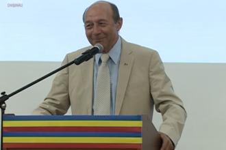 Basescu l-a numit pe presedintele moldovean Igor Dodon