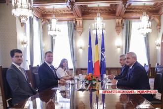 """Iohannis critică guvernul PSD-ALDE. """"Salariatul câștigă fix 3 lei. E caraghios"""""""