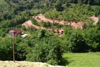 Cazul firmei care construieste un cartier, in Brasov, fara autorizatie. Primarie: