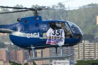 Un elicopter a atacat cu grenade Curtea Suprema a Venezuelei. Presedintele Maduro denunta un