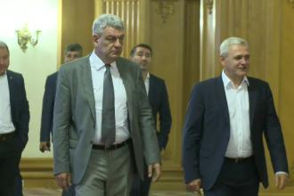 Mihai Tudose, intrebat daca se va retrage atunci cand Dragnea va putea deveni premier: