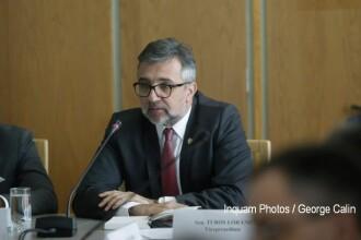 Lucian Romascanu, ministrul desemnat al Culturii, a fost director la tabloidele Cancan si Libertatea