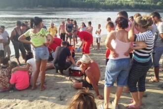 O tanara in varsta de 16 ani si un barbat care voia sa o salveze s-au inecat in Dunare