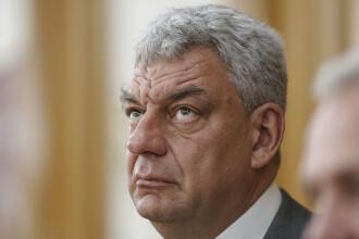 Ministrul Pop, ironizat de Mihai Tudose. Ce i-a spus premierul în ședința de Guvern