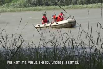Un barbat si-a gasit sfarsitul in raul Prut in timp ce cauta scoici pentru masa copiilor. Sotia era la munca in strainatate