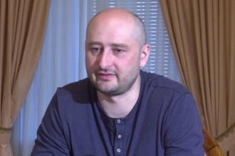 """Jurnalistul rus care și-a înscenat moartea a povestit totul. """"Era sânge de porc"""""""