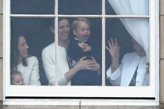 Bona prințului George, antrenată să îl apere de teroriști