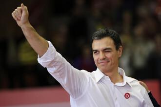 Cine este Pedro Sanchez, socialistul care va conduce noul guvern al Spaniei