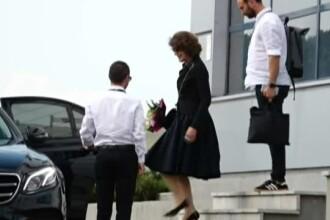 TIFF 2018. Actrița Fanny Ardant a sosit la Cluj-Napoca