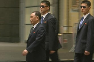 Emisarul lui Kim Jong Un, primit la Casa Albă. Ce scrisoare i-a dat lui Trump
