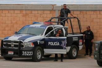 Șase polițiști mexicani, împușcați mortal în timpul unor controale de rutină