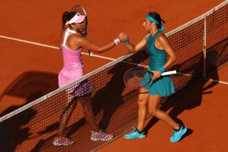 Irina Begu, învinsă de Carolina Garcia în turul III la Roland Garros