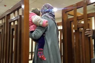 O franţuzoaică, mama a 4 copii, închisă pe viaţă pentru că a fost în ISIS.