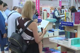 Bookfest 2018, la final. Vânzări cu 10% mai mari decât anul trecut
