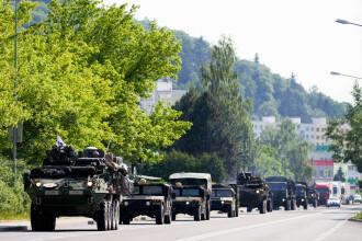 Reacţia Kremlinului după manevrele NATO la care participă şi România.