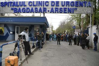 Spitalul Bagdasar Arseni, fără apă potabilă în urma unei avarii la conducta principală