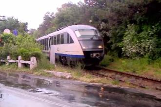 Experiment Știrile Pro TV. Cum își pun șoferii viața în pericol la trecerile la nivel cu calea ferată