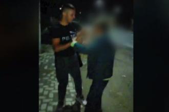 Om al străzii, bătut cu brutalitate de un tânăr care voia să-i transmită un mesaj iubitei