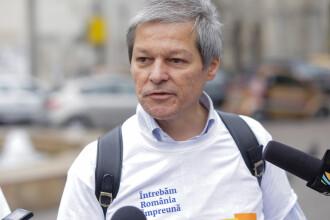 Dacian Cioloș a anunțat când va fi lansat partidul