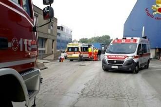 Un bărbat din R. Moldova a murit în chinuri în Italia. Peste el au căzut tone de oţel topit