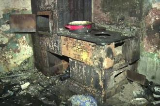 Bărbat din Dâmbovița, în stare gravă după ce a aruncat o substanță în sobă