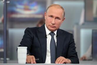 Vladimir Putin a primit o scrisoare din partea lui Kim Jong-un