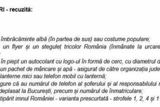 Miting PSD. Noi reguli pentru participanţi: cu imnul României, varianta prescurtată, dar şi cu lanterne