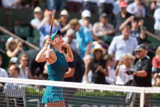 Prima reacție a Simonei Halep, după ce s-a calificat pentru a treia oară în finală la Roland Garros